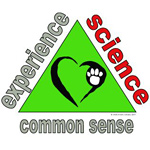 Welfare triangle- experience, science and common sense ©Mark Evans/RSPCA